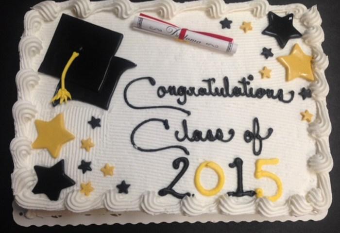 College Graduation Cakes Reschs Bakery Columbus Ohio