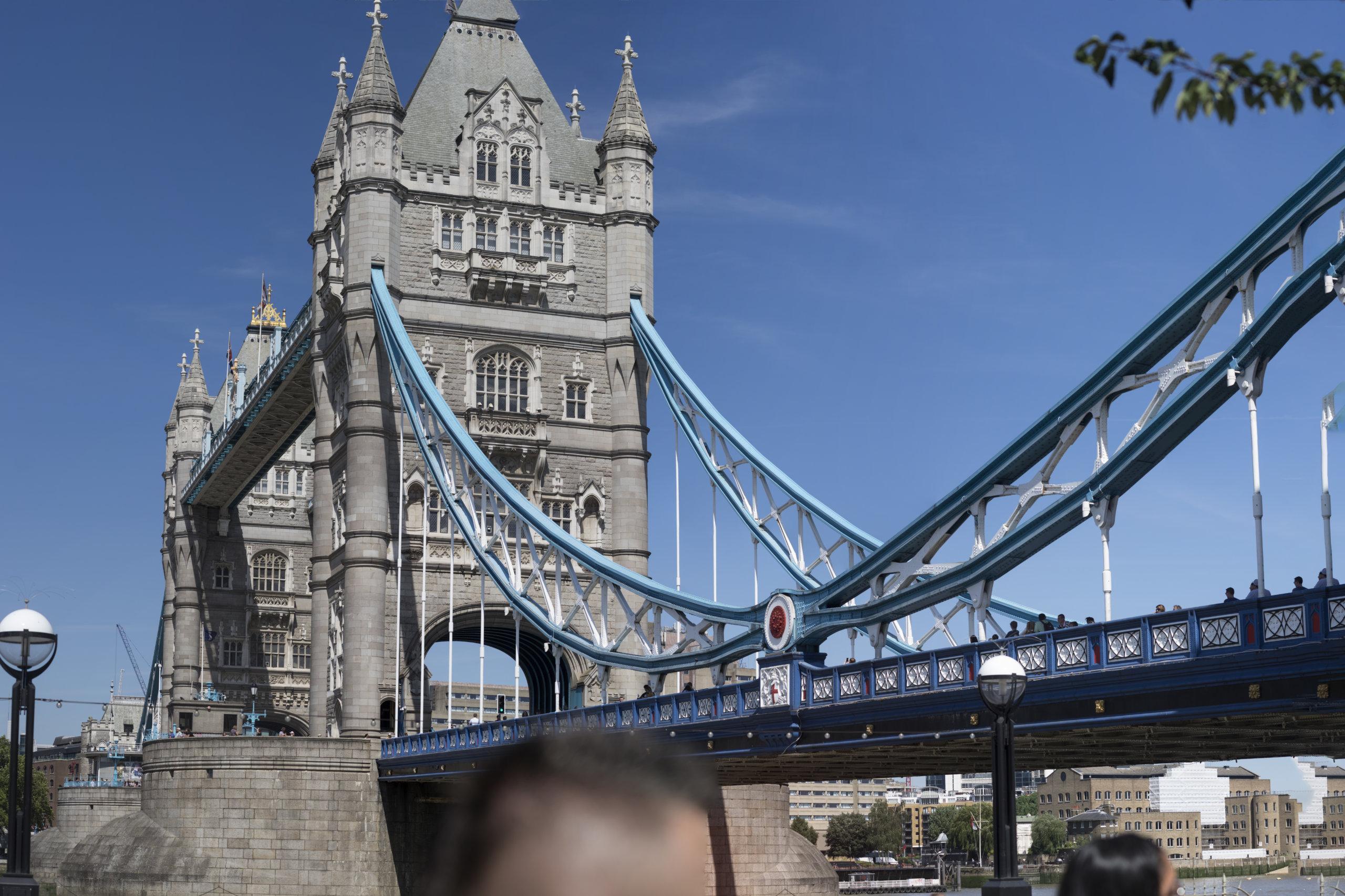 Londyn – Tower Bridge