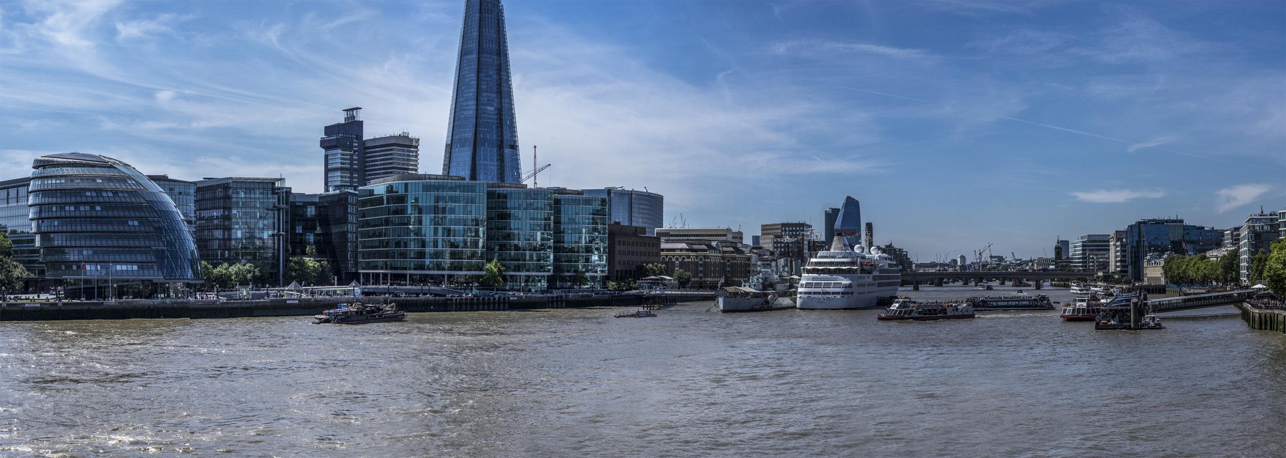 Londyn – Tamiza