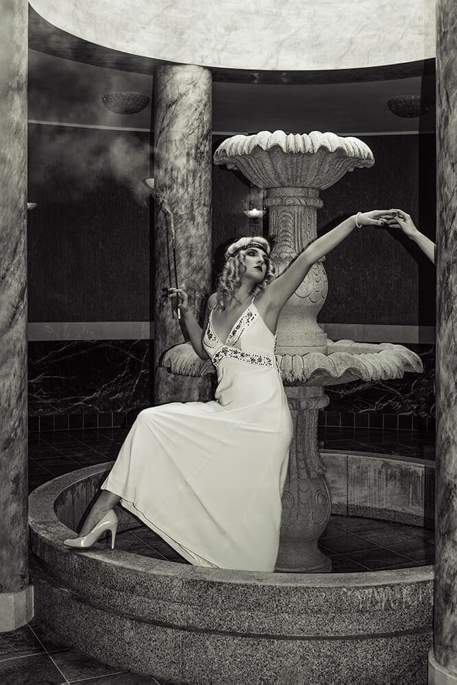 Modelka: Wiktoria Tomaszewska