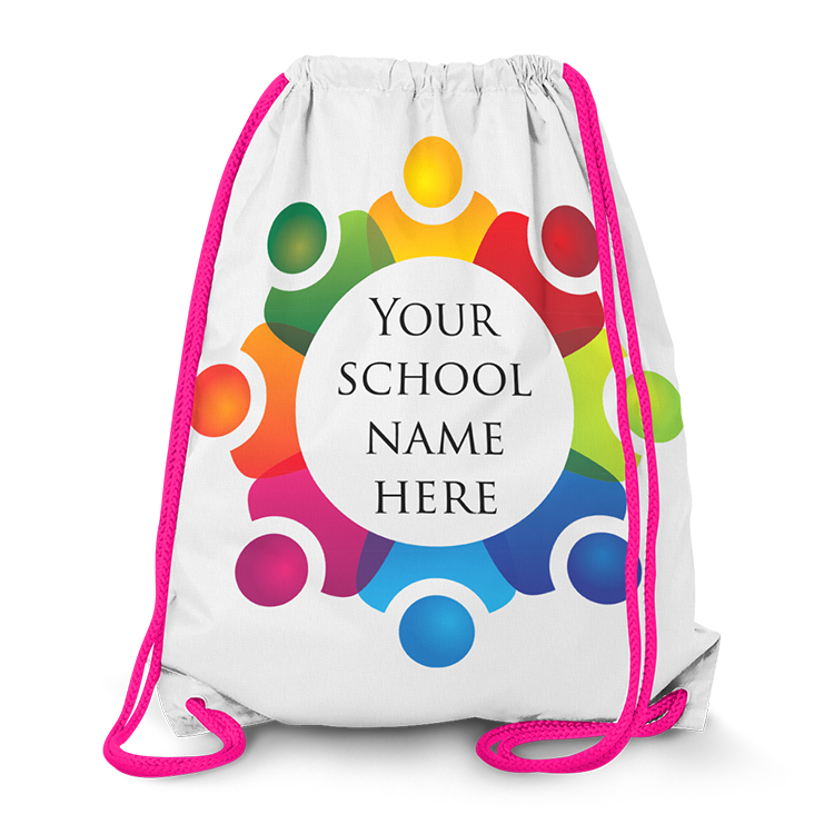 Personalised Drawstring Bags