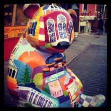 Ben's bear
