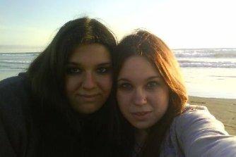 Elizabeth and Me Pacific Ocean