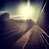 Train Station November 2012