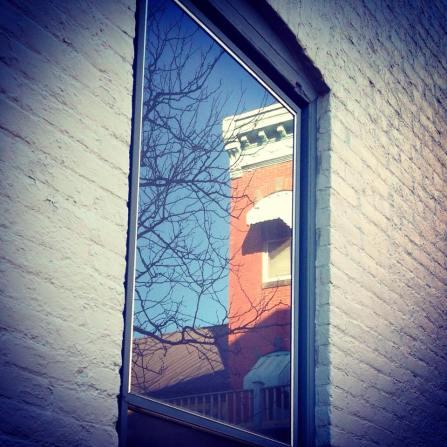 Apartment Reflection
