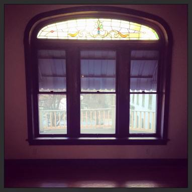 That window...it was love at first sight.