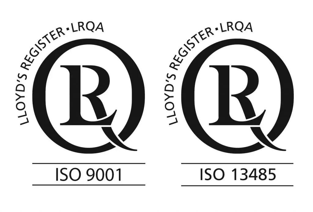 Nouvelles certifications ISO 9001 et ISO 13485 enfin