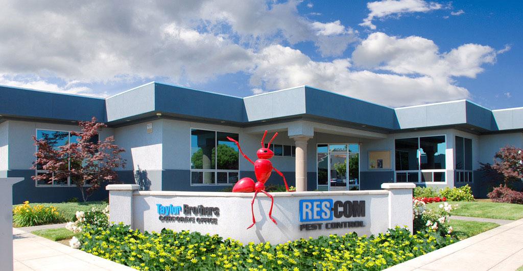 rescom pest control rescom
