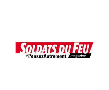 Logo Soldats du Feu Magazine
