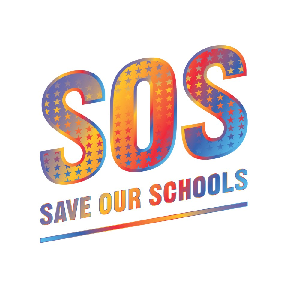 Save Our Schools logo