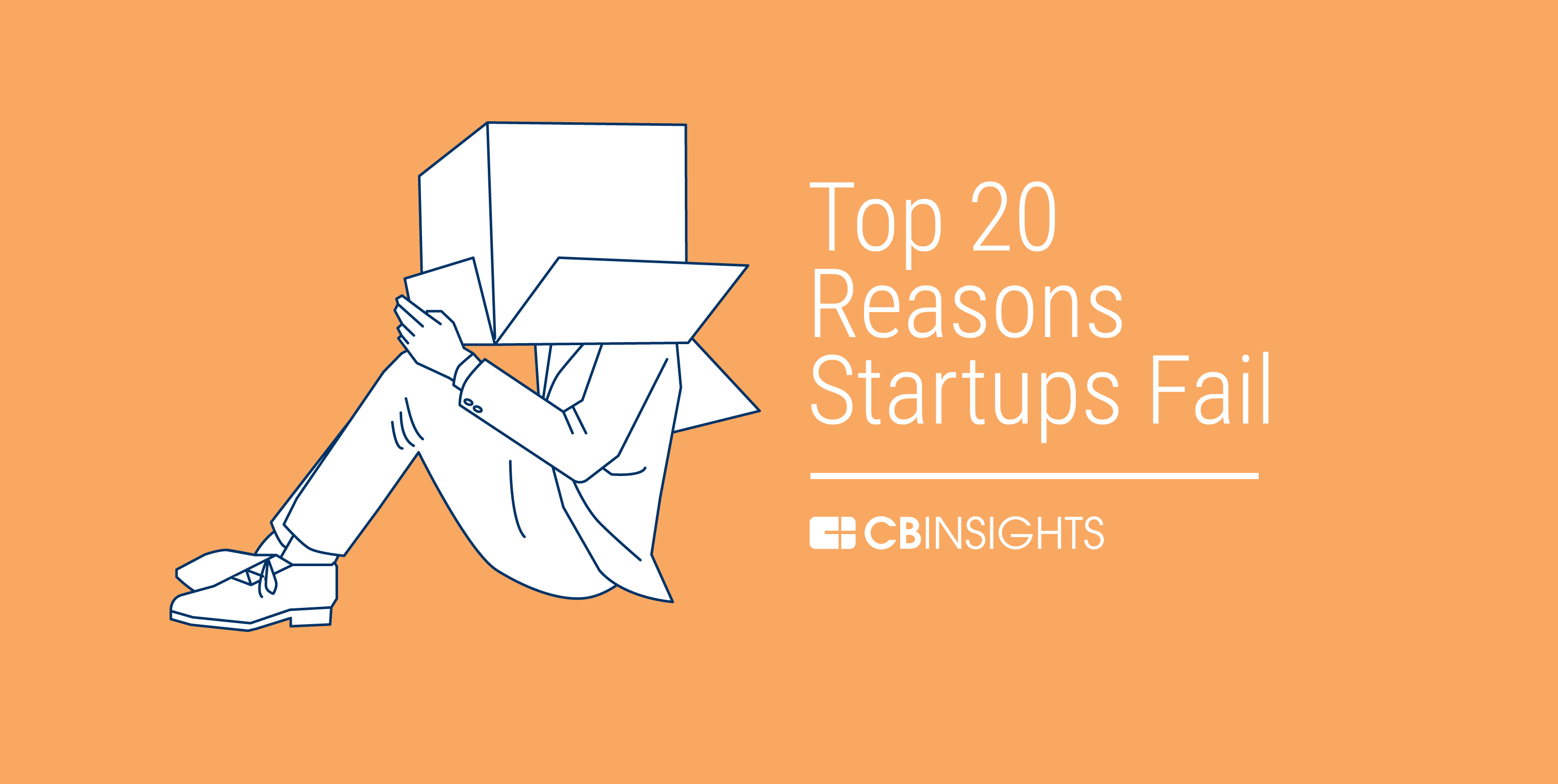 Why Startups Fail: Top 20 Reasons l CB Insights