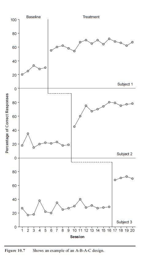 Single Subject Designs Research Paper – EssayEmpire