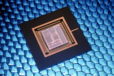 A very large scale integrated circuit chip