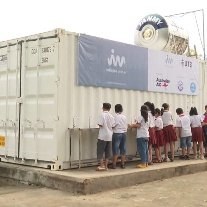 A university commercialisation model by University of Technology Sydney – the Rapido – has been transferred to leading universities in Vietnam. The project is demonstrated via two tech-transfer sub-projects, including an automated water filtration system in the Red River Delta to filter arsenic in ground water. The technology has been picked up by a local company for commercial-scaled production.