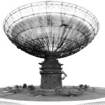 Hovermap scan of Parkes Radio Telescope