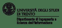 Universita Degli Studi Di Trento – Dipartimento di Ingegneria e Scienza dell'Informazione Universita Degli Studi Di Trento - Dipartimento di Ingegneria e Scienza dell'Informazione