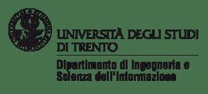 Universita Degli Studi Di Trento - Dipartimento di Ingegneria e Scienza dell'Informazione