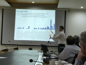 Presentations at the SDIP Pakistan meeting in July
