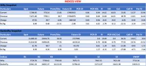 Derivative Reports