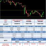 Nifty opened with positive bias and kept the momentum till the end