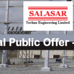 Must Know Facts about Salasar Techno Engineering Ltd  IPO