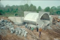 Long-Span Culverts  Geotechnical Photo Album