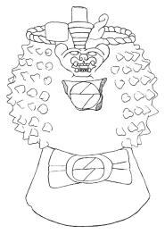 Catálogo de Vasijas Efigie Zapoteca