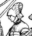 Detail Woman and Knaves