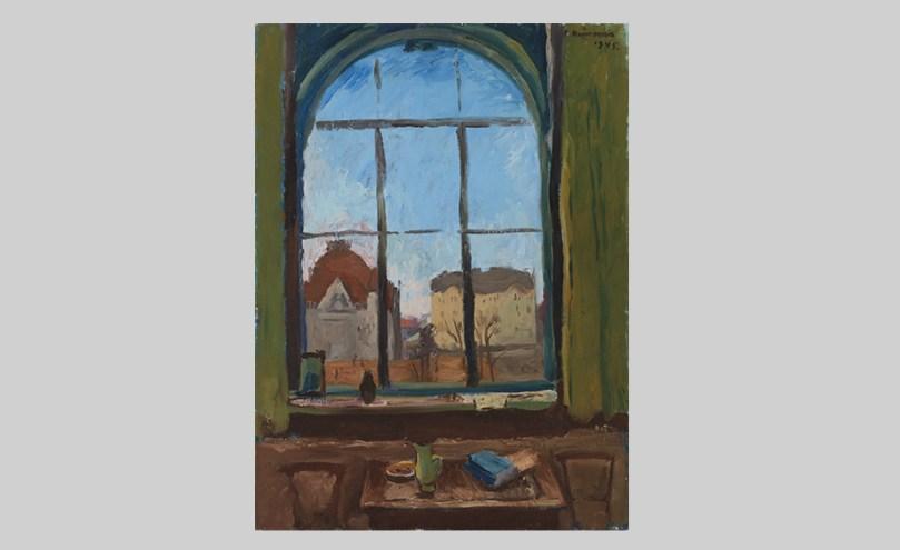 Featured image: Aarre Heinonen, Railway Square, 1945, oil on canvas, 81cm x 60cm.Finnish National Gallery / Ateneum Art Museum Photo: Finnish National Gallery / Jenni Nurminen
