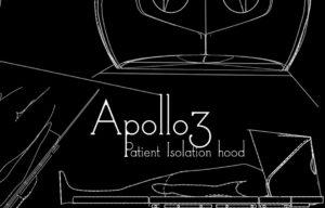 Apollo3 Patient Isolation Hood
