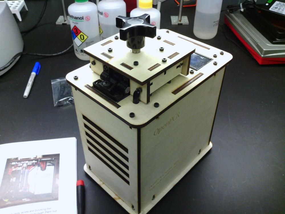 The Open PCR Build (6/6)
