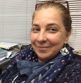 Marta Maria Geraldes Teixeira  Research  Institut Pasteur
