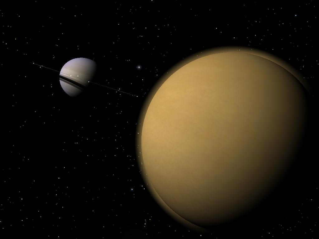 Solar System Wallpaper Hd Sand Dunes On Saturn S Moon Titan Act Much Like Those In