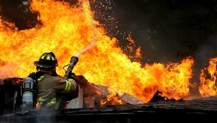 Posttraumatic stress disorder What can research learn from firefighters  Research  Texas A