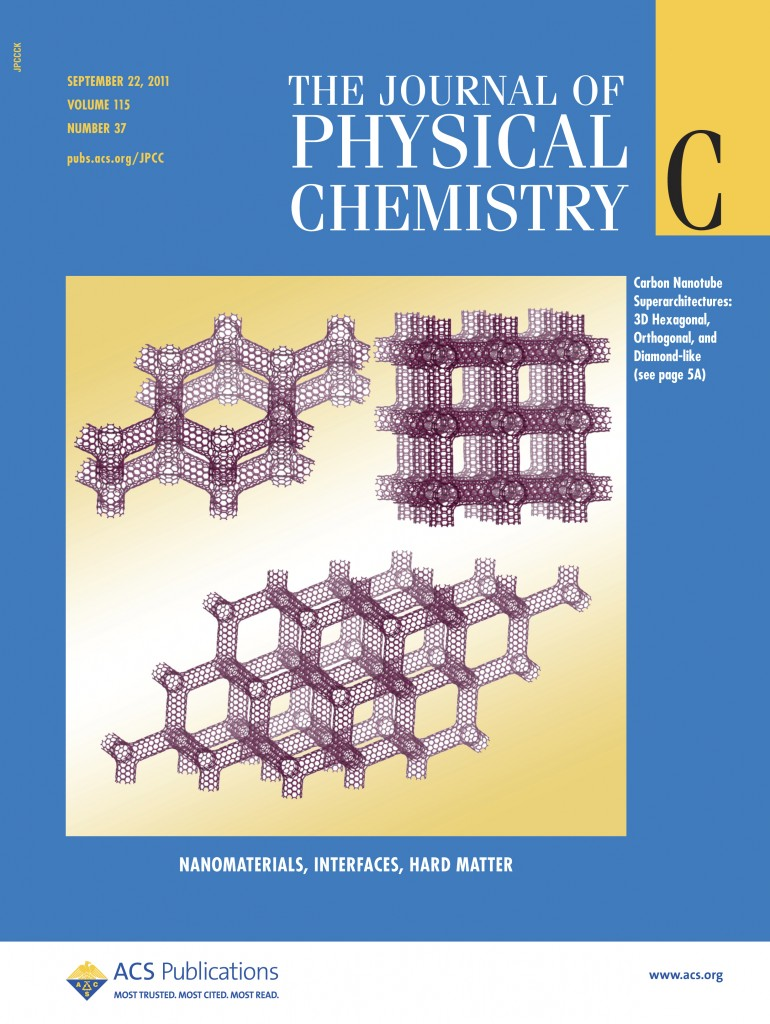 UNL  The Journal of Physical Chemistry C 22 September 2011  Office of Research  Economic