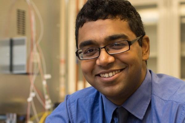 Biomedical Engineering Student Focuses Education