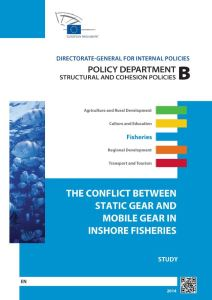 The Conflict between Static Gear and Mobile Gear in Inshore Fisheries