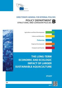 The Long-Term Economic and Ecologic Impact of Larger Sustainable Aquaculture