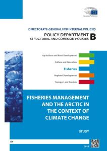 Fisheries Management and the Arctic in the Context of Climate Change