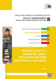 Adult Education and Open Educational Resources