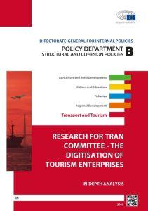 The Digitisation of Tourism Enterprises