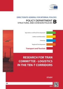 Logistics in the TEN-T Corridors