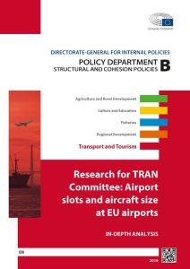 Airport Slots and Aircraft Size at EU Airports