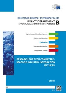Seafood Industry Integration in the EU