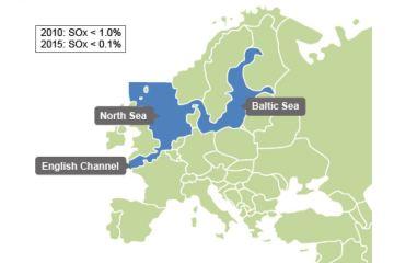 Figure 5: SOx Emission Control Areas