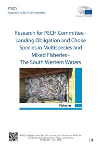Landing Obligation and Choke Species in Multispecies and Mixed Fisheries -The South Western Waters