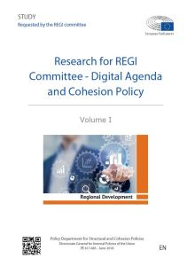 Digital Agenda and Cohesion Policy