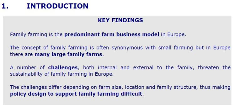 Key Findings - Introduction