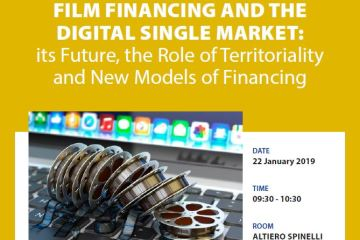 CULT FilmFinancing and the Digital Single Market
