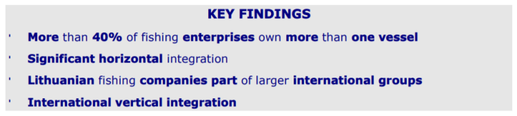 Key findings - Lithuania